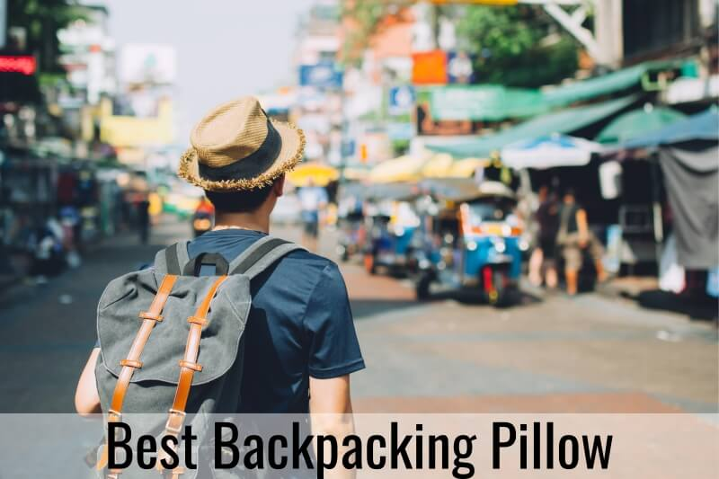 Best Backpacking Pillow 2019 The 5 Best Backpacking Pillows 2019   BedRoomCritic