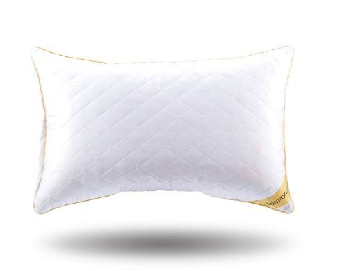 An image featuring Comfortac Shredded Memory Foam Pillow