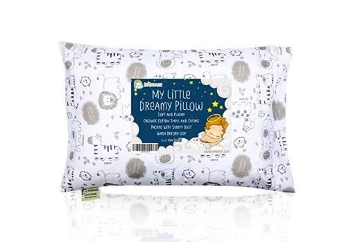 An image featuring Keababies Toddler Pillow