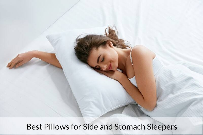 Best Pillows for Side and Stomach Sleepers