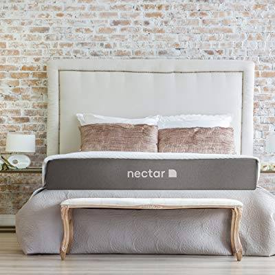 Nectar mattresses for platform beds