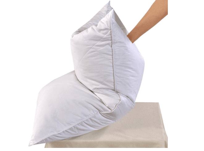 82161ae91ef The 5 Best Feather Pillows 2019 - BedRoomCritic