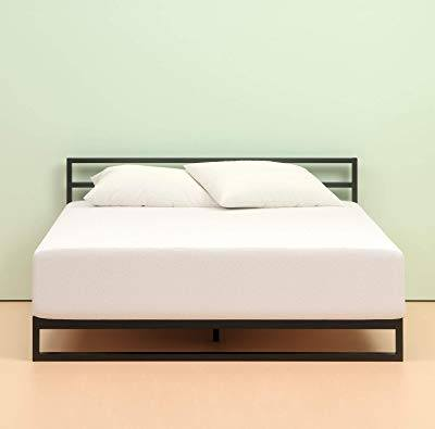 Memory Foam Platform bed mattress