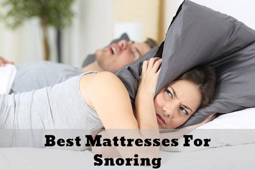 Best Mattresses For Snoring
