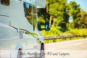 Best Mattresses for RV and Campers