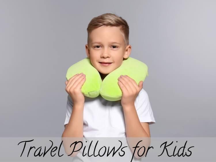 Best Travel Pillows for Kid
