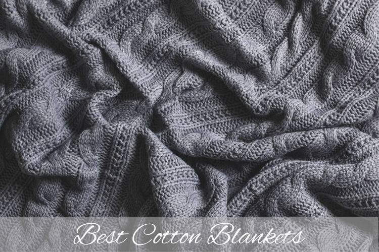 Best Cotton Blankets