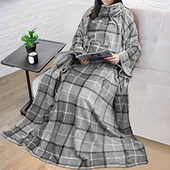 Best Wearable Blanket With Sleeves