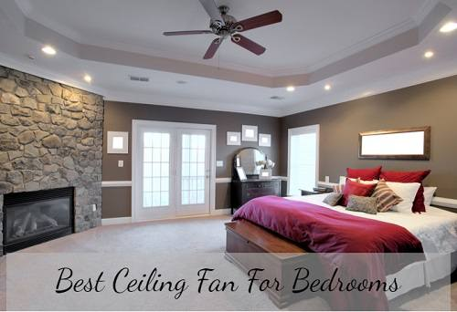 Super 5 Best Ceiling Fan For Bedrooms 2019 Bedroomcritic Interior Design Ideas Helimdqseriescom
